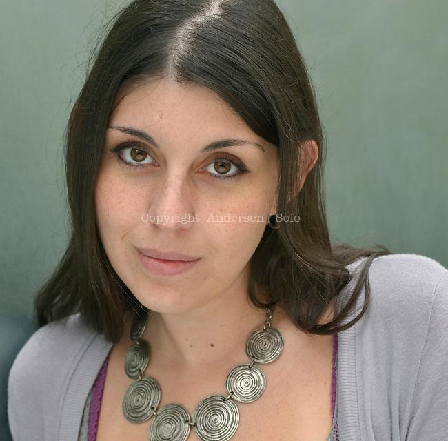 Valentina D Urbano, Italian writer.