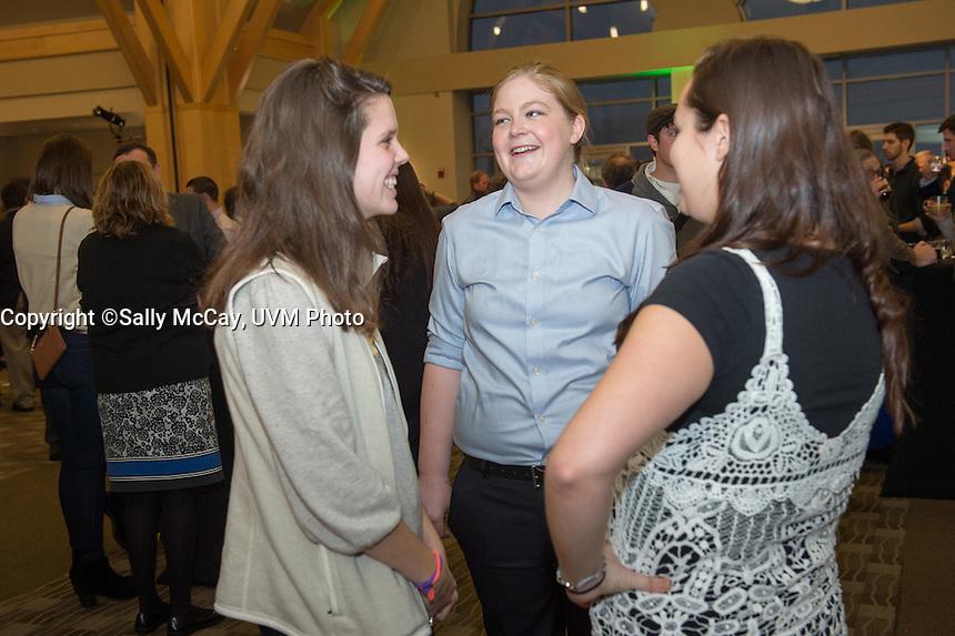 December Graduates Reception Event, 2014