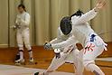 Kanae Ikehata (JPN), .APRIL 22, 2012 - Fencing : .Asian Fencing Championships 2012,  .Womens Foil Individual .at Wakayama Big Wave, in Wakayama, Japan. .(Photo by Akihiro Sugimoto/AFLO SPORT) [1080]
