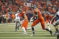 SAN ANTONIO, TX - SEPTEMBER 12, 2015: The Kansas State University Wildcats defeat the University of Texas at San Antonio Roadrunners 30-3 at the Alamodome. (Photo by Jeff Huehn)