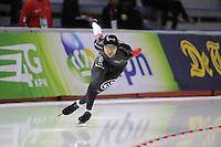 SCHAATSEN: CALGARY: Olympic Oval, 08-11-2013, Essent ISU World Cup, 1500m, Lucas Makowsky (CAN), ©foto Martin de Jong
