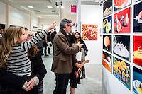 Affordable Art Fair Seattle 2013 Gala