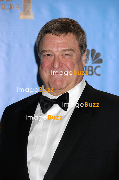 1/13/13.John Goodman at the 70th Annual Golden Globe Awards..(Beverly Hills, CA)