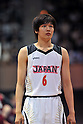 Sakurai Ryota (JPN), JULY 3rd, 2011 - Basketball : Basketball Japanese representative international friendly match 2011, between Japan 69-78 S Oliver Baskets Wuerzburg (GER) at 2nd Yoyogi Gymnasium, Tokyo, Japan. (Photo by Jun Tsukida/AFLO SPORT) [0003].....