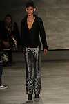 Katya Leonovich: Mercedes-Benz Fashion Week Fall 2014 Held at Lincoln Center, NY