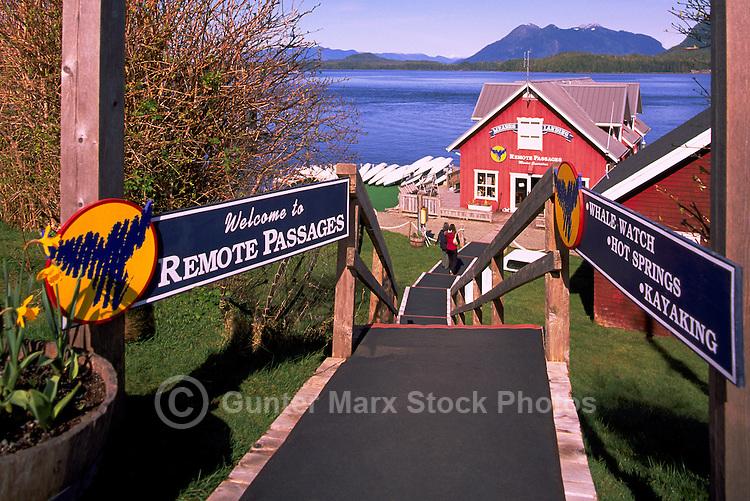 Tofino, Vancouver Island, BC, British Columbia, Canada - Ocean Kayak Touring and Rental, Summer