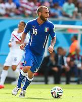 Daniele De Rossi of Italy