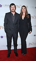 NEW YORK, NY April .18, 2017 Christian Bale,  Sibi Blazic attend Survival Pictures and Open Road in partnership with Ambassador Zohrab Mnatsakanyan, Permanent Representative of Armenia to the United Nations host a special screening of The Promise  at the Paris Theatre in New York April 19,  2017. <br /> CAP/MPI/RW<br /> &copy;RW/MPI/Capital Pictures