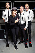 Jan 18, 2017: THE INTERRUPTERS - Photosession in London