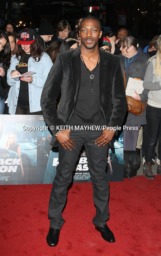 London - World Premiere of 'Payback Season'  at the Odeon Covent Garden, London.  March 6th 2012..Photo by Keith Mayhew