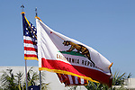 Cardiff by the Sea 100th Birthday Parade: California State Flag