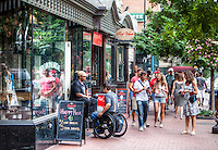 Downtown DC Shopping Dining 7th St 9th St F St NW