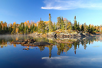 &quot;Perfect Fall Day in BWCA&quot;<br />