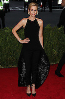 """NEW YORK CITY, NY, USA - MAY 05: Kristen Wiig at the """"Charles James: Beyond Fashion"""" Costume Institute Gala held at the Metropolitan Museum of Art on May 5, 2014 in New York City, New York, United States. (Photo by Xavier Collin/Celebrity Monitor)"""