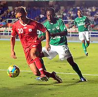 Deportivo Cali vs. América de Cali, 08-05-2013