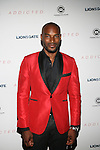 ADDICTED Actor Tyson Beckford Attends the New York Special Screening of Lionsgate and Codeblack Films' ADDICTED Held at Regal Union Square