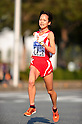 Risa Takenaka (JPN), NOVEMBER 23, 2011 - Athletics : Hanji Aoki Cup 2011 International Chiba Ekiden, Start & Goal at Chiba Sports Center, Chiba, Japan. (Photo by Jun Tsukida/AFLO SPORT)[0003]