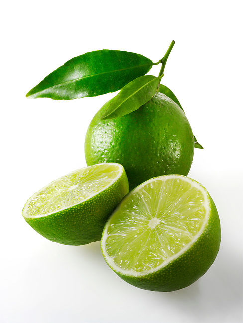 Lime Citrus Fruit food photography, picture & image