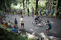 Sergio Henao (COL/SKY)<br /> <br /> Stage 18 (ITT) - Sallanches &rsaquo; Meg&egrave;ve (17km)<br /> 103rd Tour de France 2016
