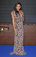 Hannah John-Kamen at the &quot;Fantastic Beasts and Where to Find Them&quot; European film premiere, Odeon Leicester Square cinema, Leicester Square, London, England, UK, on Tuesday 15 November 2016. <br /> CAP/CAN<br /> &copy;CAN/Capital Pictures /MediaPunch ***NORTH AND SOUTH AMERICAS ONLY***