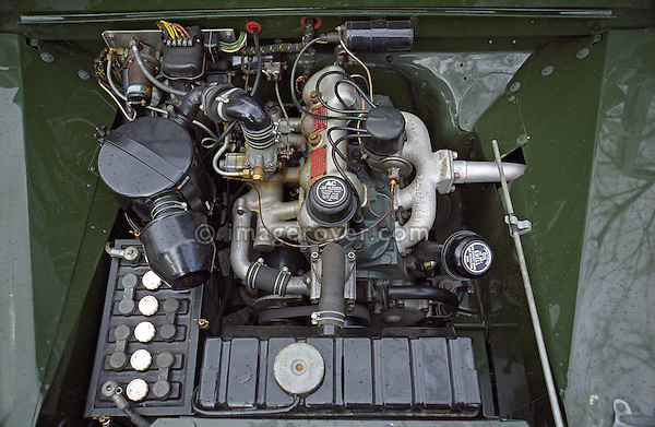 Series 1 Land Rover Engine Land Rover Series One 80