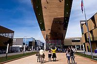 Milano 02  Maggio 2015 <br /> EXPO Milano 2015 Nutrire il pianeta -Energia per la vita<br /> Prima giorno di apertura al pubblico. Il padiglione <br /> Milan 2 may 2015<br /> EXPO Milano 2015 Feeding the planet -Energy for life<br /> First day of opening to the public. Russia pavillon