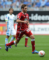 Fussball 2. Bundesliga:  Saison   2012/2013,    3. Spieltag  1. FC Kaiserslautern - TSV 1860 Muenchen   26.08.2012 Konstantinos Fortounis (1. FC Kaiserslautern)
