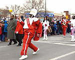 Martin Luther King, Jr. Parade 2011