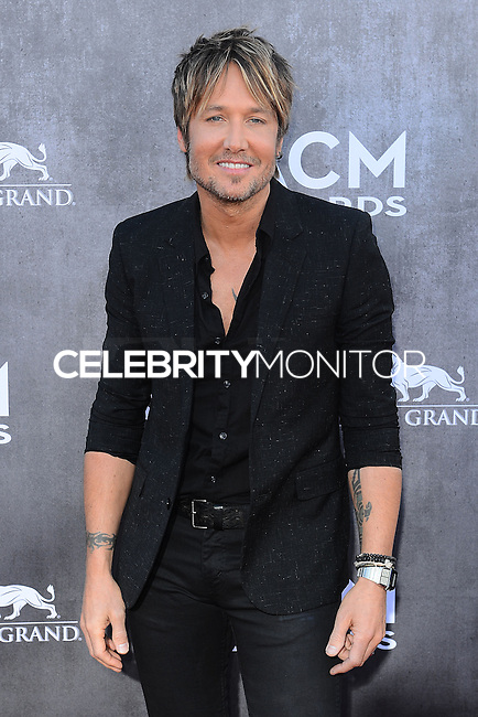 LAS VEGAS, NV, USA - APRIL 06: Keith Urban at the 49th Annual Academy Of Country Music Awards held at the MGM Grand Garden Arena on April 6, 2014 in Las Vegas, Nevada, United States. (Photo by Celebrity Monitor)