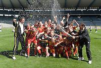 2014.04.10 U19 Belgium - Germany