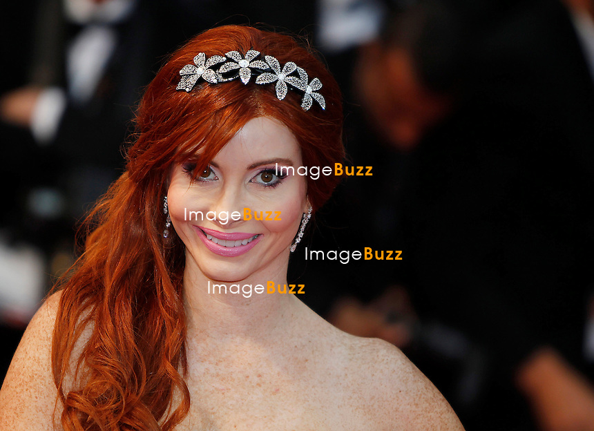CPE/Phoebe Price attends the Opening Ceremony and 'The Great Gatsby' Premiere during the 66th Annual Cannes Film Festival at the Theatre Lumiere on May 15, 2013 in Cannes, France.