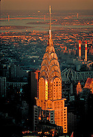 New York. Chrysler Building, New York City, designed by William Van Alen in 1928