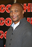Eddie George photo call debut for 'Chicago'