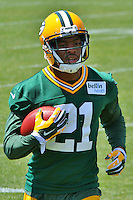 2014 May 29 Green Bay Packers OTA