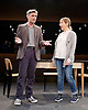 Luce by JC Lee <br /> at Southwark Playhouse, London, Great Britain <br /> Press photocall <br /> 11th March 2016 <br /> <br /> <br /> Mel Giedroyc as Amy<br /> <br /> Nigel Whitmey as Peter<br /> <br /> <br /> Photograph by Elliott Franks <br /> Image licensed to Elliott Franks Photography Services