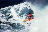 Tom Carroll (AUS) Hawaii USA 1987. Photo:  joliphotos.com