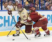 120407-F4Final-Boston College Eagles vs Ferris State University Bulldogs