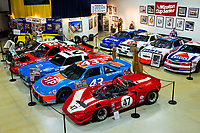 North Carolina Auto Racing Hall of Fame in Mooresville  North Carolina.