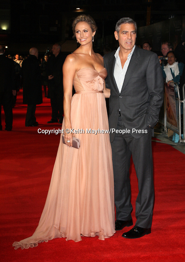London - London Film Festival Gala Screening of 'The Descendants' at the Odeon Leicester Square, London - October 20th 2011..Photo by Keith Mayhew