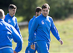 St Johnstone Training&hellip;.30.09.16<br />Paul Paton pictured during training this morning<br />Picture by Graeme Hart.<br />Copyright Perthshire Picture Agency<br />Tel: 01738 623350  Mobile: 07990 594431