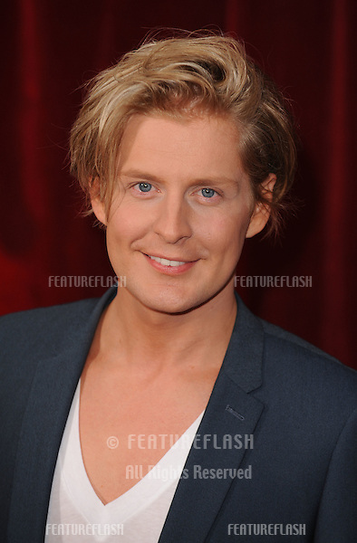 Gerrard McCarthy arriving at the British Soap Awards 2010, London Television Centre, London. 08/05/2010  Picture By: Gerry Copper / Featureflash