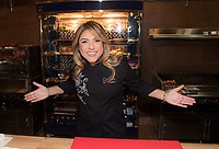 LAS VEGAS, NV - May 12, 2017: ***HOUSE COVERAGE*** Chef Lorena Garcia pictured at Chica Las Vegas Grand Opening at The Venetian Las Vegas in Las Vegas, NV on May 12, 2017. Credit: Erik Kabik Photography/ MediaPunch