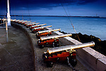 Cannons Royal Yacht Squadron Photographs of the Isle of Wight by photographer Patrick Eden