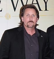 Emilio Estevez The Way screening, BFI Southbank, London, UK, 21 February 2011:  Contact: Ian@Piqtured.com +44(0)791 626 2580 (Picture by Richard Goldschmidt)