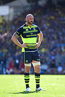 Hayden Triggs of Leinster during the European Champions Cup semi final match between AS Clermont and Leinster on April 23, 2017 in Clermont-Ferrand, France. (Photo by Dave Winter/Icon Sport)