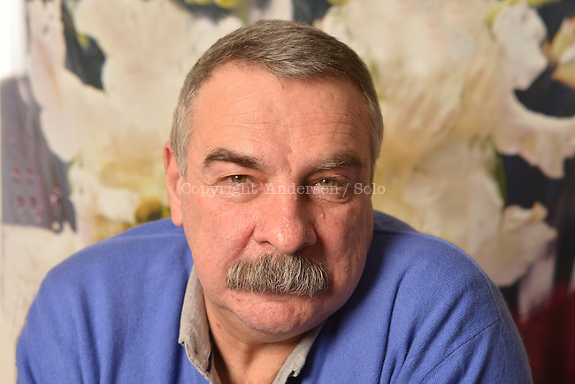 Victor Remizov, Russian writer in 2017.