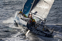 FRANCE,  Point Penmarc'h. 1st July 2012. Volvo Ocean Race, Leg 9 Lorient-Galway.  Team Telefonica.