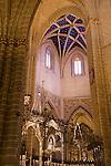 Cathedral, Pamplona, Navarra, Spain