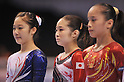 Koko Tsurumi (JPN), JULY 3, 2011 - Artistic Gymnastics : JAPAN CUP 2011, Women's All round competition at Tokyo Metropolitan gymnasium, Tokyo, Japan. .(Photo by Atsushi Tomura/AFLO SPORT) [1035].
