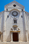 San Nicala cathedral, Bari, Puglia, Italy
